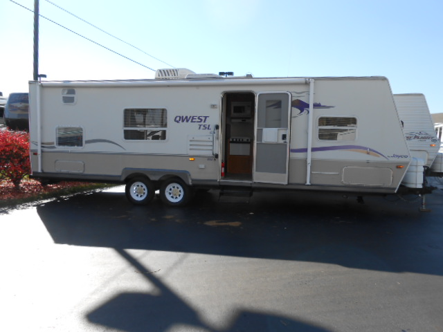 Travel Trailer Jayco 2003 Eagle