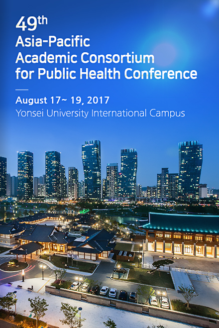 49th APACPH Conference in Incheon, Korea : Asia-Pacific ...