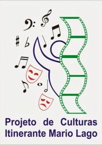 Logo projeto de Cultura Intinerante Mario Lago