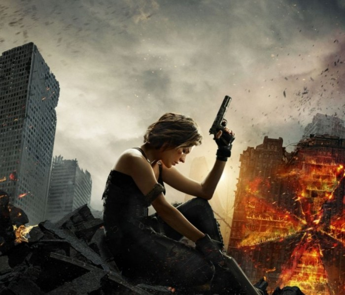 [MAKAN POPCORN] RESIDENT EVIL : THE FINAL CHAPTER