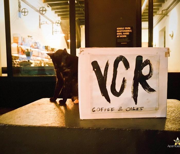 VCR : CAFE HIPSTERUDDIN DAN INSTAGRAM WORTHY