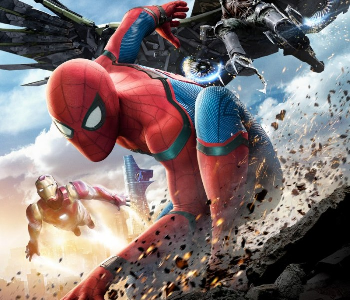 REVIEW FILEM : SPIDERMAN HOMECOMING