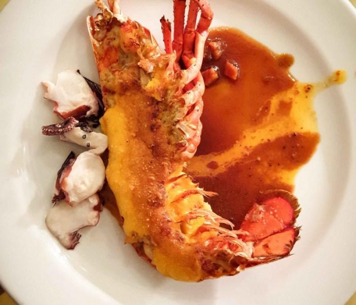 Sunday Brunch : Feast, Royal Orchid Sheraton Bangkok – Lubuk Seafood Segar!