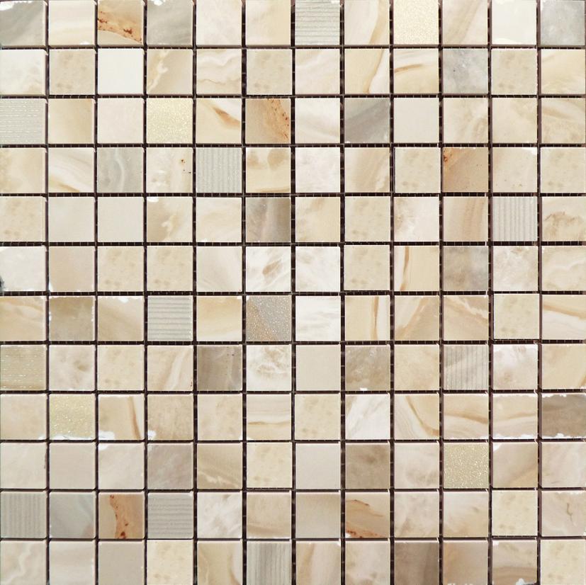 beyond beige decor mosaico 2 5x2 5