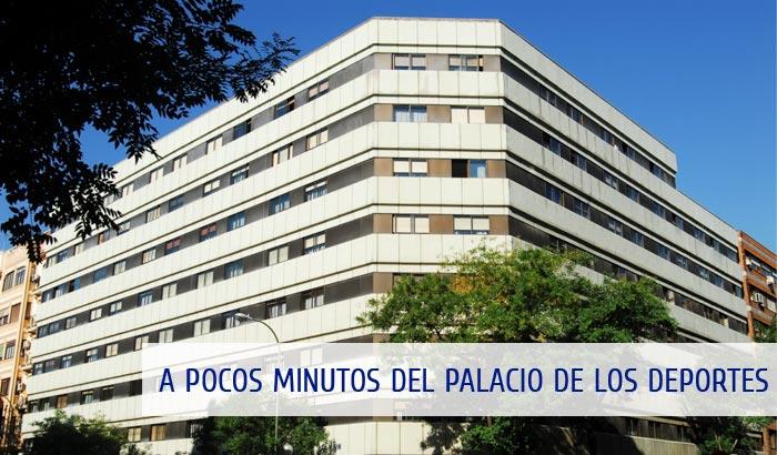 Apartamentos Goya 75  Web Oficial  Alquiler apartamentos