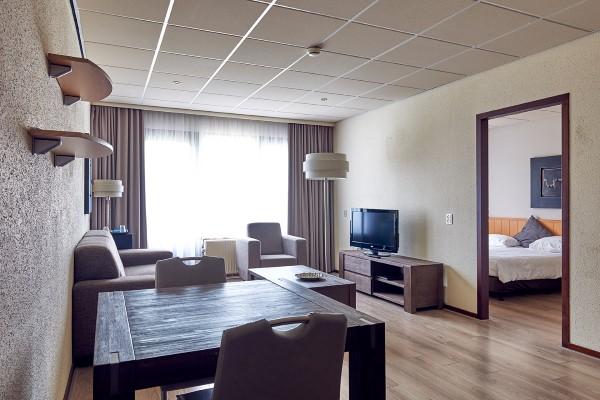 Hotelkamers suites en familiekamers in hotel Aparthotel