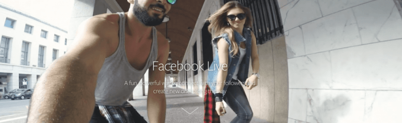 apartment marketing 2018 - facebook live