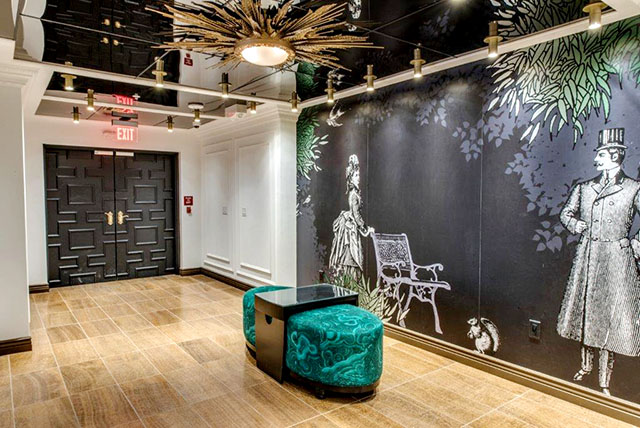 Fairmont Museum District Houston Luxury Apartments By Mk