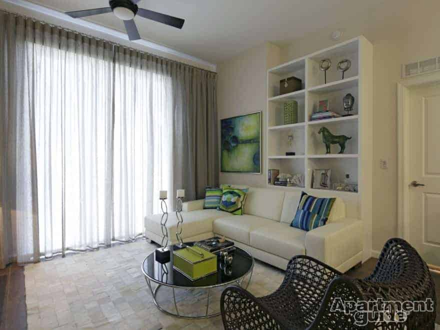 decorate a small living room apartment storage cupboard fl-miami-gables ponce-livingroom2 - tips ...