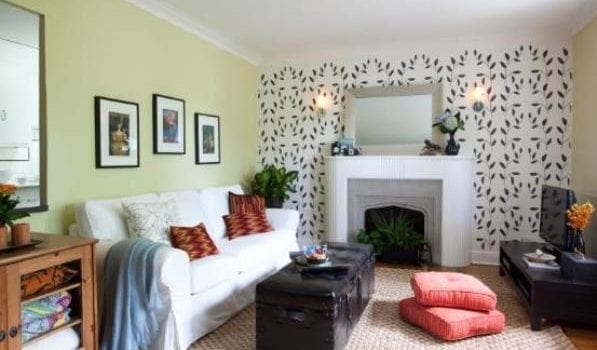 painting your living room styles apartment benjamin moore s pointers for picking the perfect colors