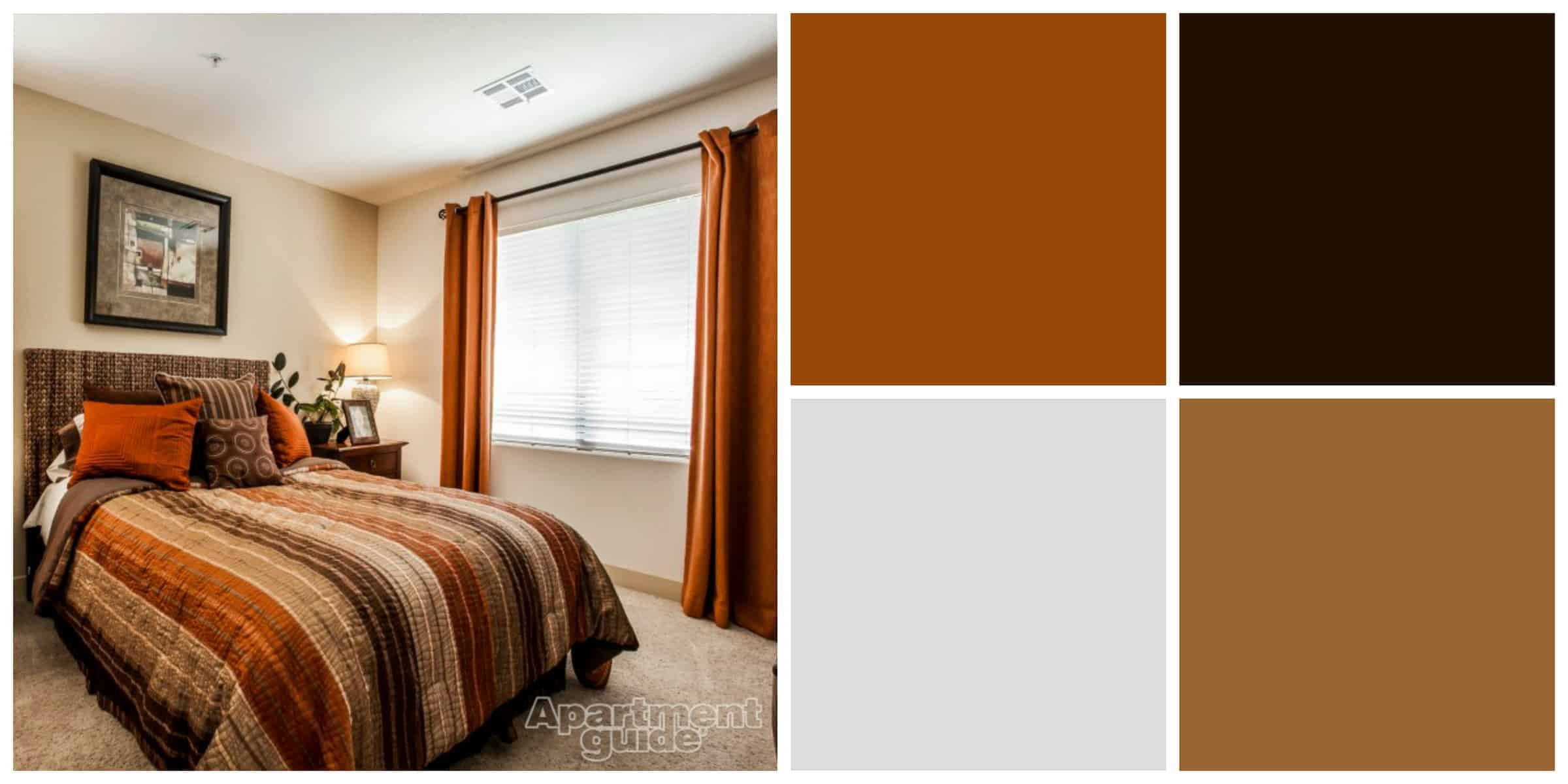 8 Easy Breezy Earth Tone Palettes For Your Apartment