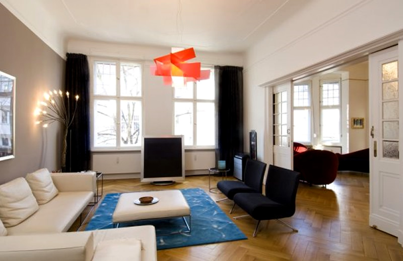 Modern Apartment Interior Design Ideas By Berlin Rodeo Design