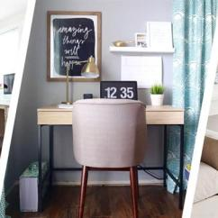 Living Room Office Decorating Ideas Rooms Grey Walls How To Create An Space In Your Apartments Com