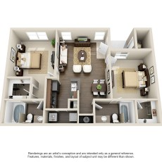 300-forest-center-dr-floor-plan-985-sqft
