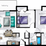 Bobross floor plan design