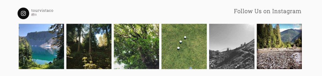 Add Instagram Photos to Your Site