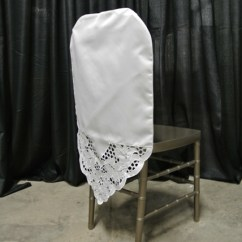 Chair Covers And Linens Indianapolis Metal Tub Chaircover Shawl Concerto White Rentals Ft Wayne In Where To Rent Find