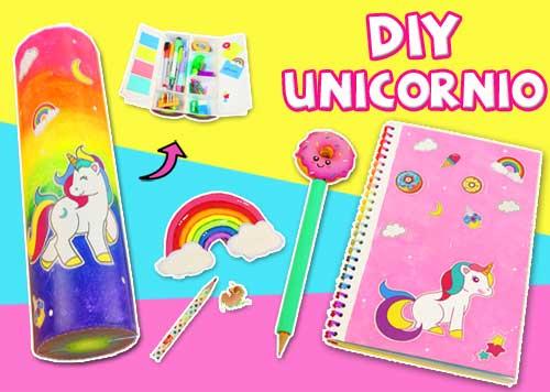 unicorn school supplies