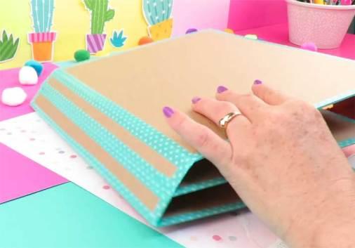 how to make cardboard crafts