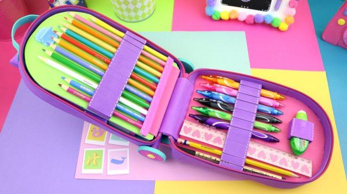 kawaii school supplies