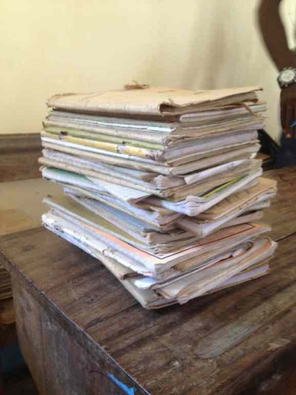 libri, scuola zanzibar, isola, africa