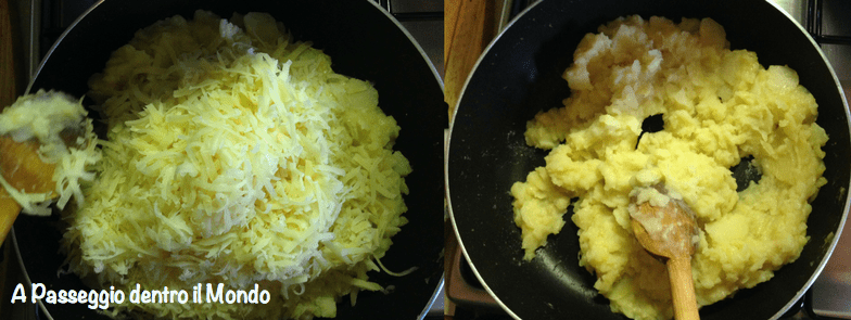 unire-il-formaggio-e-mescolare-per-preparare-il-frico_risultato