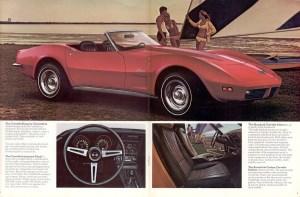 1973 Original Brochure | 1973 & 1978 Corvette