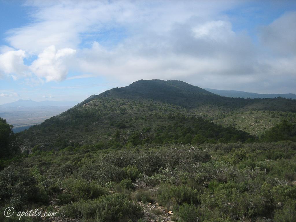 Sierra de Salinas  Circular  Recorrido circular por la sierra de Salinas pasando por la