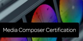 Nouveaux programmes de certification AVID Media Composer