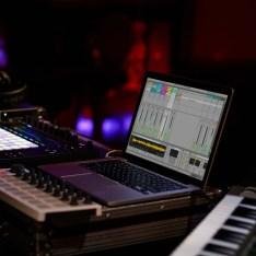 production electro et performance Ableton live