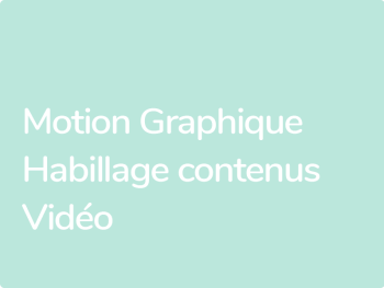 Formation After Effects Niveau 1 - Habillage de contenus vidéo