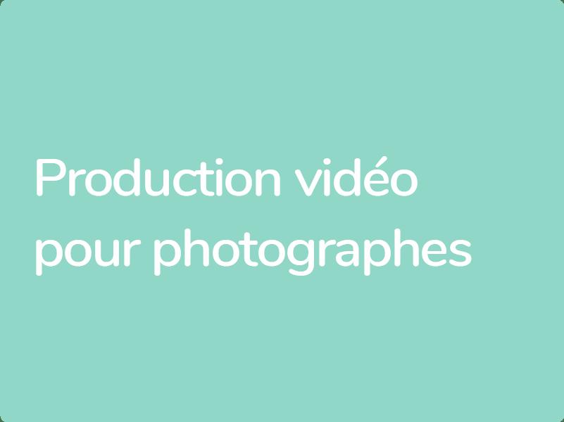 Formation pour photographes voulant réussir leur transition vers la vidéo numérique