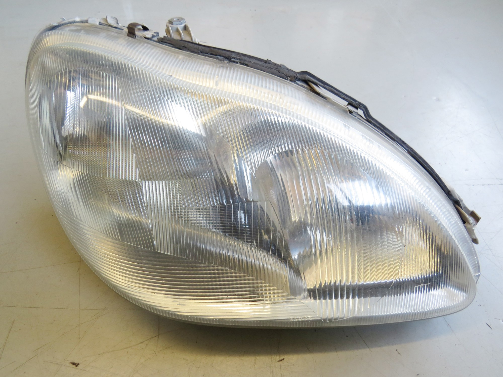 hight resolution of mercedes benz s430 s500 2000 2002 oem right headlight assembly 2208200661