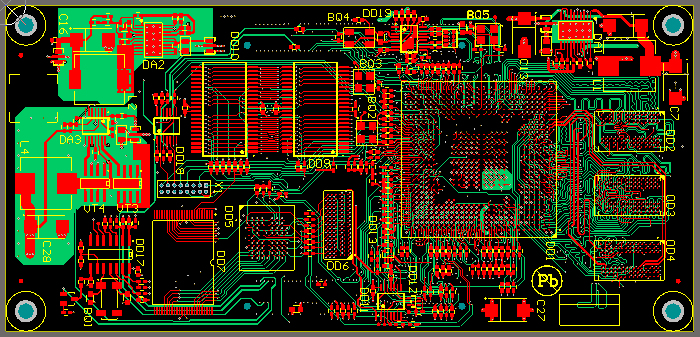 Specializes In The Pcb Manufacturing Of Smt Circuit Schematic Diagram