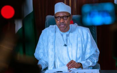 NATIONAL BROADCAST BY PRESIDENT MUHAMMADU BUHARI ON DEMOCRACY DAY, JUNE 12TH 2020