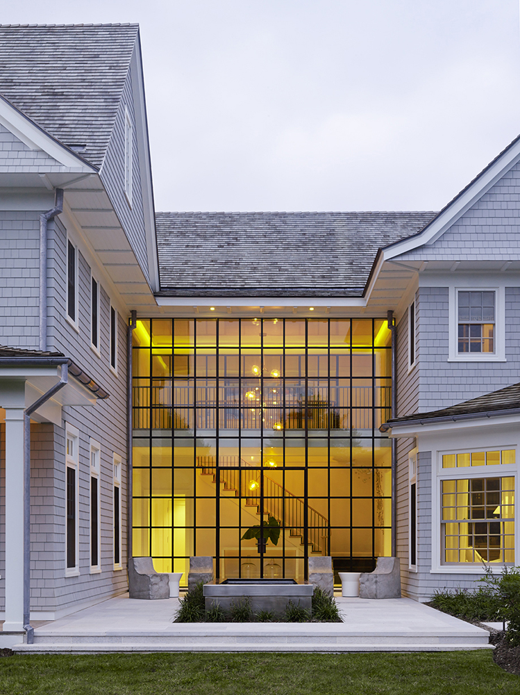 Austin Patterson Disston Architects  Portfolio  Country Houses  Traditional Meets Hamptons Modern