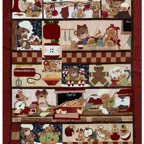QUILT SUGAR AND SPICE- corso on line