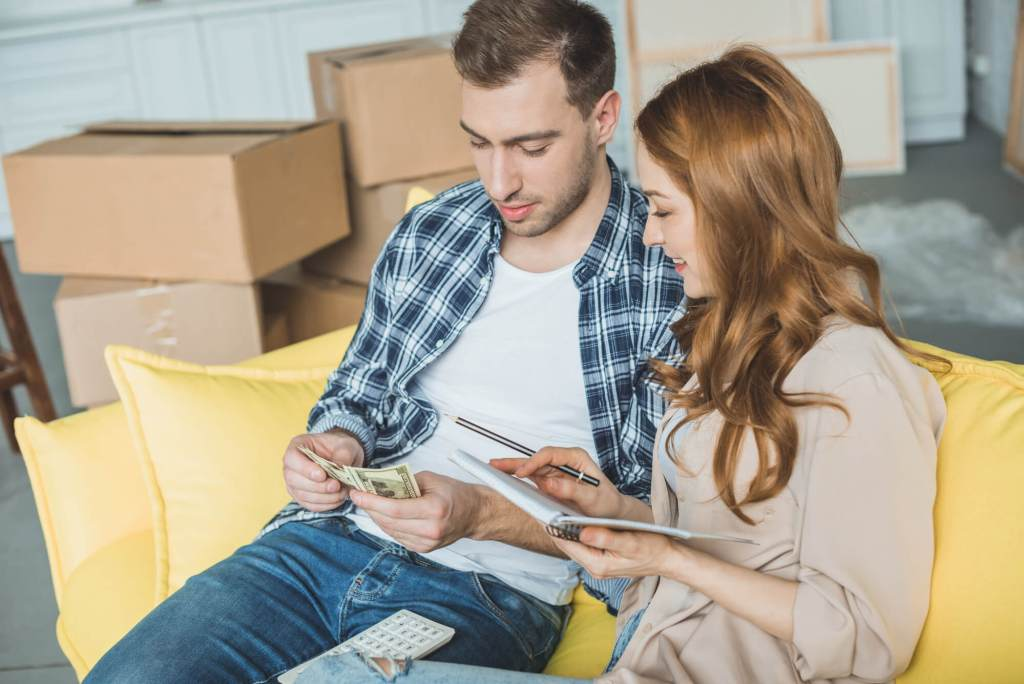 why couples fight about money