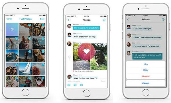 Видео чат приложение Yahoo Messenger