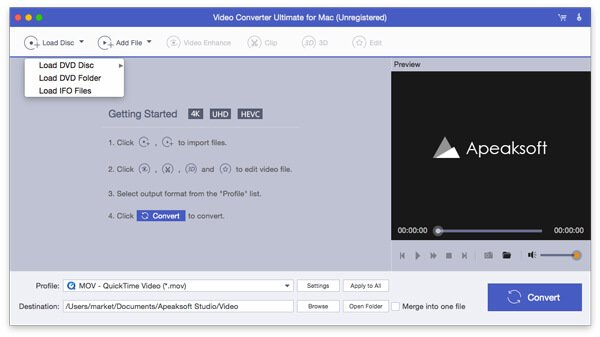 Video Converter Ultimate 1.1.10.81348 Mac 破解版 - 多功能视频转换和编辑工具