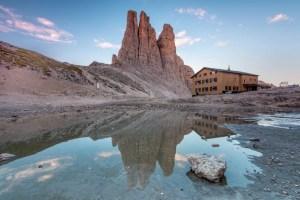 Ambiente Montano - Torri del vajolet