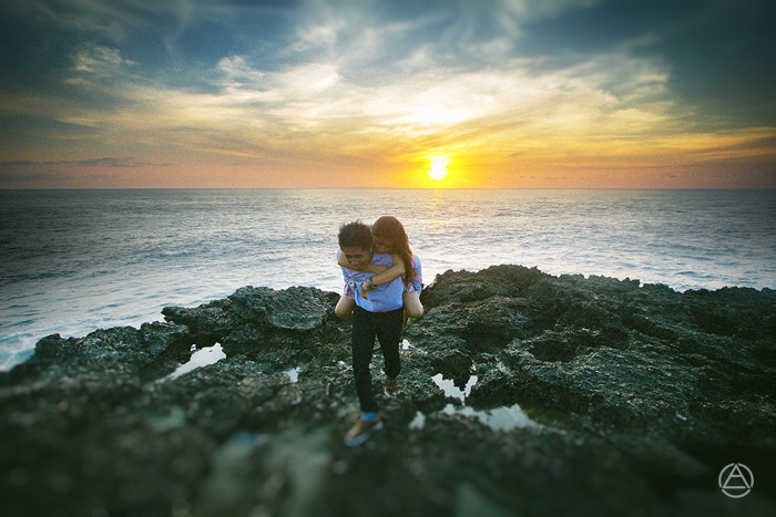 Apel Photography - Engagement Photography at Lembongan Island - Prewedding - Bali Photography - Prewedding in Bali - Lembongan - Nusa Penida (16)