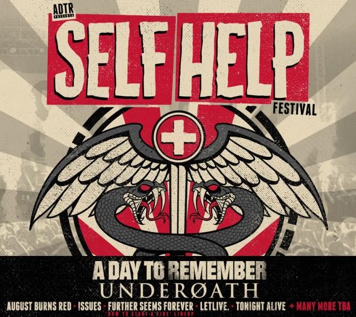 Self Help festival lineup