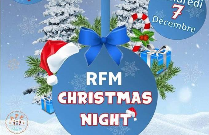 RFM Christmas NIGHT à Ondres !