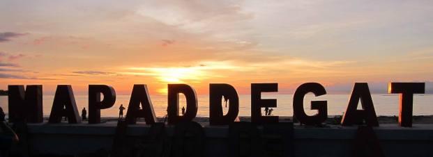 Sunset Mapadegat
