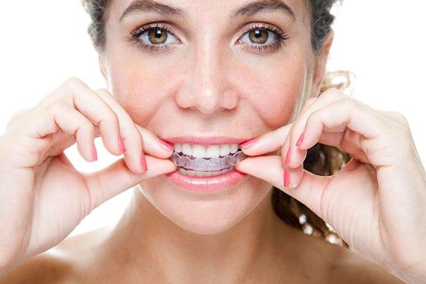 teeth transformed