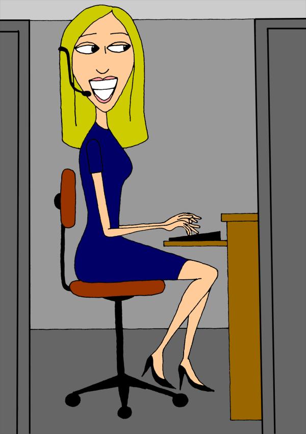 Businesswoman Clip Art