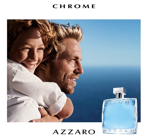 عطر كروم أزارو Chrome Azzaro