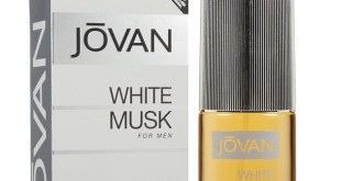 jovan white musk men