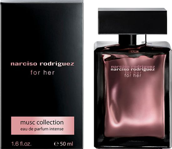 Narciso Rodriguez for Her Musc Collection